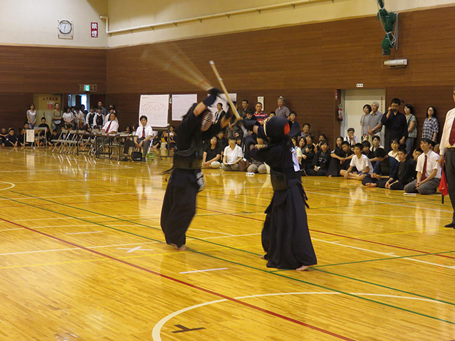 第59回弘前八幡宮奉納武道大会