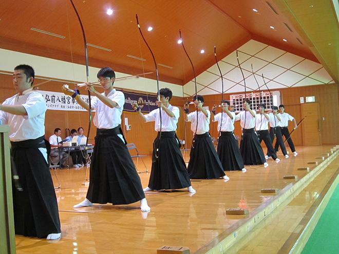 第60回弘前八幡宮奉納武道大会