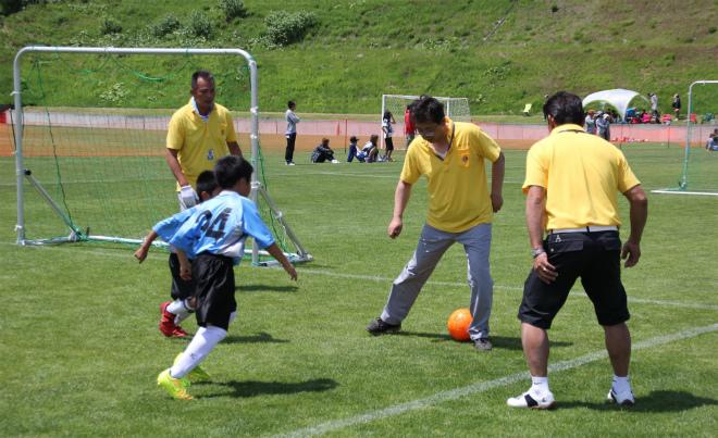 第2回キッズサッカーフェスティバル