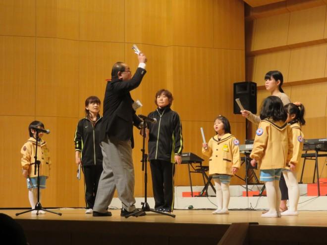 第3回 幼稚園保育園合奏大会